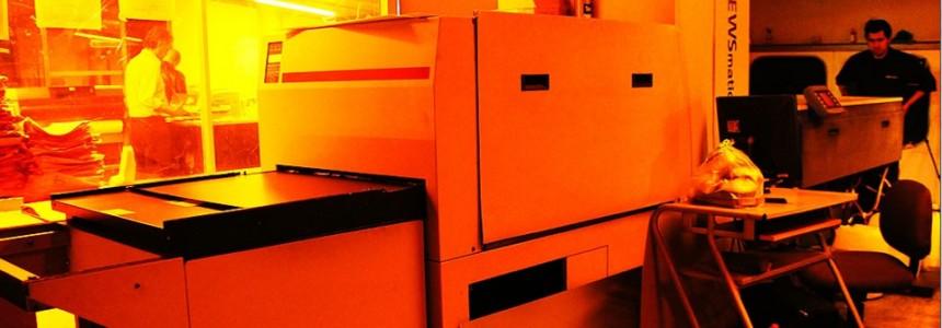 2 sistemas directo a placa CTP en línea